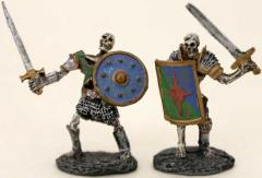 Orc & Skeleton Warriors #1