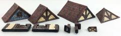 Terracotta (Tudor) Roof Add-On Pack #1