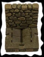 """Walls w/Pits 2"""""""
