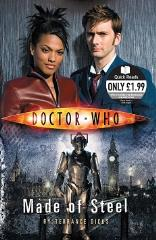 Doctor Who Quick Reads #2 - Made of Steel
