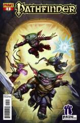 Dark Waters Rising #1 (Paizo Exclusive Cover)