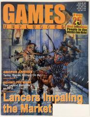 "#8 ""Lancers Impaling the Market"""