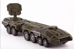 Kodiak Armored Command Vehicle