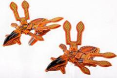Shaltari Thunderbirds/Firebirds