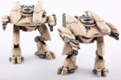 Menchit Battle Walkers