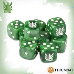 UCM Dice (10) (2nd Edition)