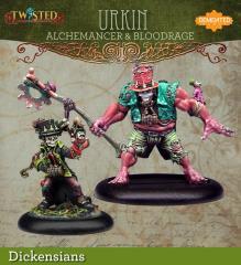 Urkin Alchemancer & Bloodrage Urkin (Metal)
