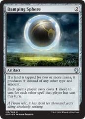 Damping Sphere (U)