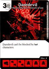 Daredevil - Matthew Murdock, Attorney-at-Law