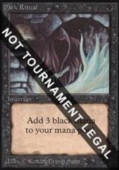Dark Ritual (CE) (C)