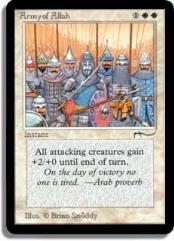 Army of Allah - Dark (C1)
