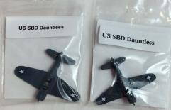 US Dauntless Pack - 2 Planes