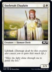 Daybreak Chaplain (C)