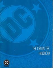 DC Heroes (2nd Edition) - Character Handbook