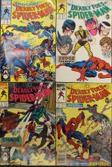 Deadly Foes of Spider-Man Collection, The - 4 Issues!