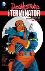 Deathstroke the Terminator Vol. 2 - Sympathy for the Devil