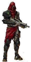 Defector Militia - Subroutine