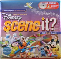 Scene It? - Disney (Deluxe 1st Edition)
