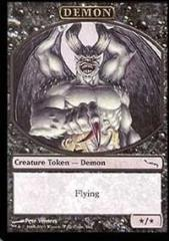 Demon Token (Mirrodin) (P)