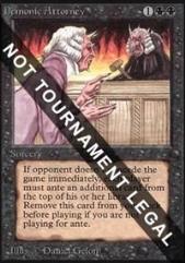 Demonic Attorney (CE) (R)