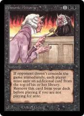 Demonic Attorney (R)