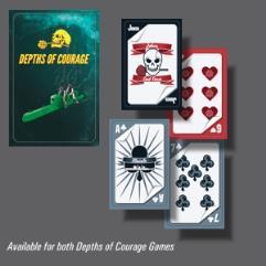 Depths of Courage Vol. 7 & 8 Card Set