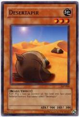 Desertapir (Common)