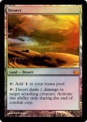 Desert (MR) (Foil) (x4)