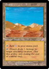 Desert (R)