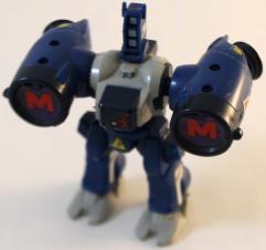 Destroid - Spartan/Phalanx (Blue)