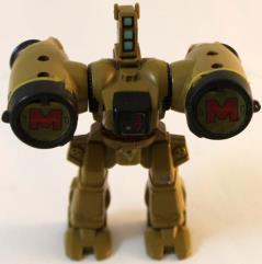 Destroid - Spartan/Phalanx (Beige)