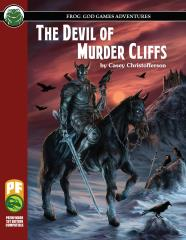 Devil of Murder Cliffs, The (Pathfinder)