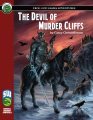 Devil of Murder Cliffs, The (Swords & Wizardry)