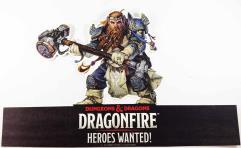 Dragonfire Promo Poster