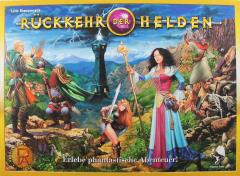 Die Ruckkehr der Helden (Return of the Heroes, German Edition)
