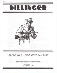 Dillinger - The Midwest Crime Wave, 1934