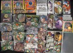 Diskwars Collection #4 - 1600+ Disks, 290 Unpunched Flats, + Additional Rules & Counters!