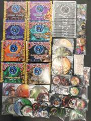 Diskwars Collection #5 - 160+ Disks w/Tokens and More!