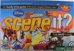 Scene It? - Disney (2nd Edition)
