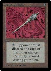 Disrupting Scepter (R)