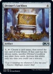 Diviner's Lockbox (U)