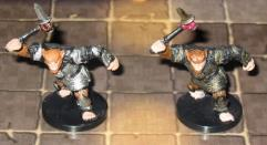 Bugbear Champion of Erythnul (RPGA Repaint)