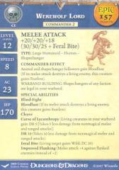 Werewolf Lord (Apr 07)