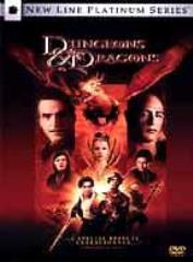 Dungeons & Dragons - The Movie (Widescreen)