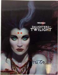 Daughters of Twilight Book (Autographed)