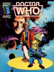 Doctor Who Collected Comics