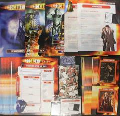 Doctor Who RPG 2-Pack - Base Game + Aliens & Creatures