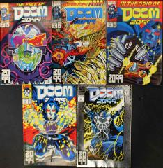 Doom 2099 Collection - 5 Issues!