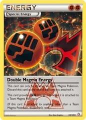 Double Magma Energy (U) #34