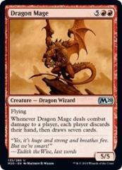 Dragon Mage (U)